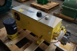 Milton Roy C Drive Positive Displacement Controlled Volume Pump|208/230V; 2013 PSI|Lot Loading Fee: