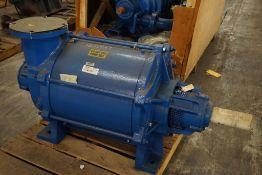 Nash Vacuum Pump|Model No. XL350/7; 590 RPM|Lot Loading Fee: $5.00