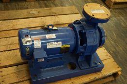 Carver Pump|Model No. KWP88-200-313-5 SF; 5 HP; 230/460V|Lot Loading Fee: $5.00