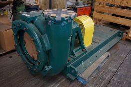 Nagle 8 x 10 High Volume Pump|Model No. 230-F5V; 2720 GPM; 1200 RPM Pump Speed|Lot Loading Fee: $5.0