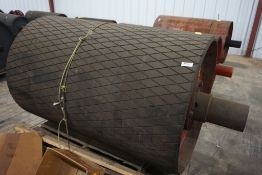 """Continental 42""""Diameter Tapered Conveyor Pulley