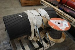 """19"""" D Conveyor Pulley