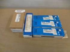Lot of Assorted Valves|(4) Watts Blue Ribbon Relief Valves Model No. 40; (1) Directional Control 3/8
