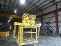 Bradley 35,000 lb Motorized Coil Grab w/Stand
