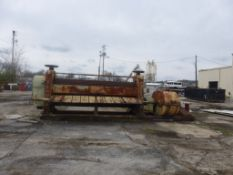 """Stamco 12' Corrugator