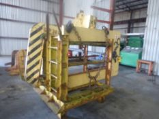 """Lot of (2) C Frame Coil Lifters
