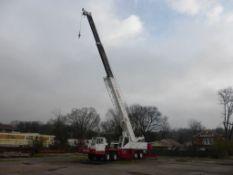 Link Belt 50-Ton Telescopic Boom Truck Crane|Model No. HTC 50W; S/N: G6G9-84GB; Plate No. 79T-55290-