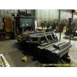Pacific Horizontal Bulldozer | Model No. 100BD; Serial No. 3244