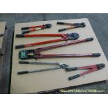 Lot of Assorted Cutting Tools