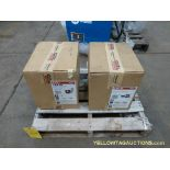 Lot of (2) Lincoln Components | (1) Wire Feeder LN-9 Model No. K357-1; (1) Squirtmobile Power Jack M