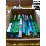 Lot of Assorted Drill Bits   Brands Include:; Precision; Union Butterfield; Champcon
