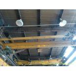 Shepard Overhead 6000 lb Crane   Includes: 6000 lb Chain Hoist