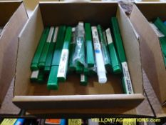 Lot of Assorted Drill Bits   Brands Include:; CL; Precision
