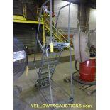 Ballymore 5' Ladder   450 lb Capacity