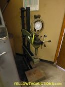 Ring Brinell 215 Hardness Tester Newage Industries