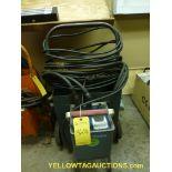 Magnatek Testing Magnetic Partical Inspector Equipment   Type: P-90; Serial No. 74571; Line 230V; Li