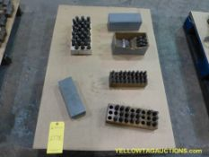 Lot of Assorted Punch Sets