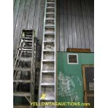 Lot of (3) 16' Ladders