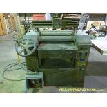 "Porter Surfacer | Model No. 405; Machine Size: 24"""