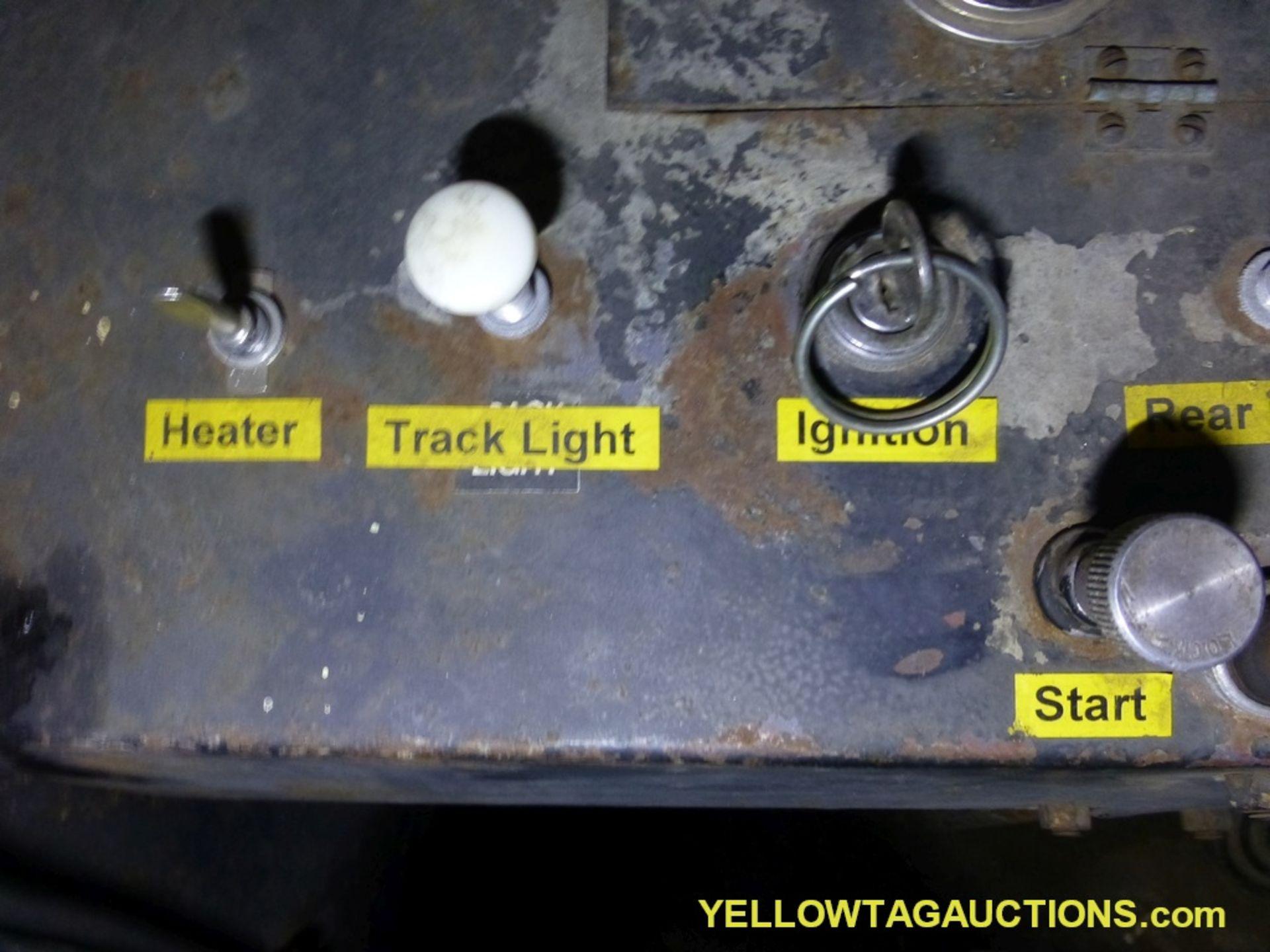 Track Mobile Rail Car Mover | Model No. 7TM; Bad Tie Rod - Image 13 of 42