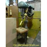 "Atlas Clausing 18"" Drill Press | Model No. 1800"
