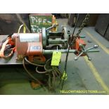 Aeroquip Table Mounted Pipe Threader | Model No. 07563; 1.1A; 230V