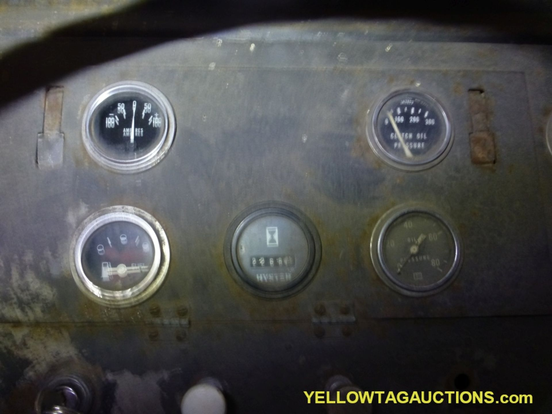 Track Mobile Rail Car Mover | Model No. 7TM; Bad Tie Rod - Image 10 of 42