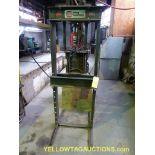 Lot of (2) Assorted Components | (1) NAPA Shop Press, Model No. 91-618, 25 Ton Capacity; American Fo
