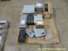 Lot of Assorted Components | Includes:; Ridgid HK Suspension; Hoffman NEMA Type 3R Enclosure w/Kos;