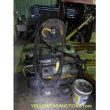 Landa Steam Cleaner | Model No. 7-00033; 230/60V; Spec No. 321-021; Model No. EHASR; Connected For 2