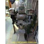 The United States Electrical Tool Co. Double End Grinder | Model No. 500; S/N: 201878; 1 HP; 35A