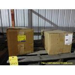 Lot of (2) Assorted Electrical Components | (1) Square D General Purpose Transformer 3S1F, Primary V