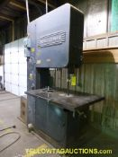 Doall Zephyr Vertical Band Saw