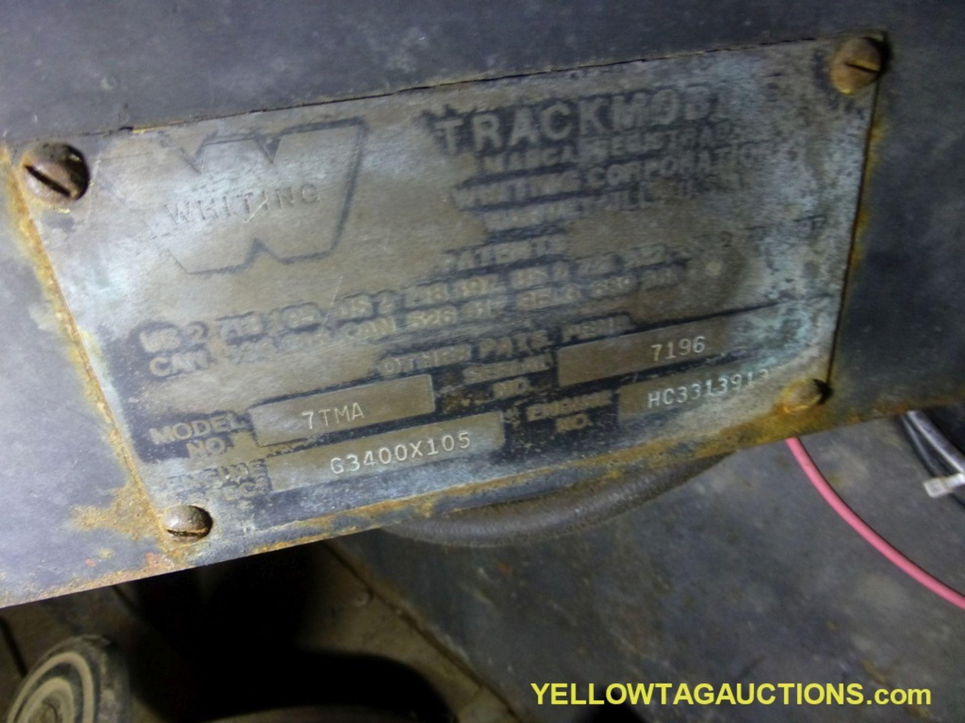 Track Mobile Rail Car Mover | Model No. 7TM; Bad Tie Rod - Image 24 of 42