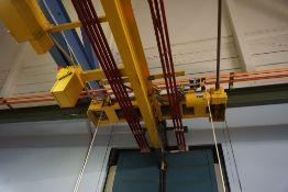 Eastern Crane and Hoist 1-Ton Overhead Crane System|Lot Tag: 570