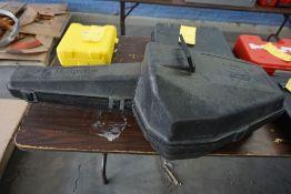 Husqvarna Gas Powered Chain Saw w/Case|Model No. 40|Lot Tag: 314
