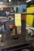 Pipe Vise|Lot Tag: 387