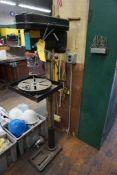 HDC 16-Speed Drill Press|115V|Lot Tag: 407