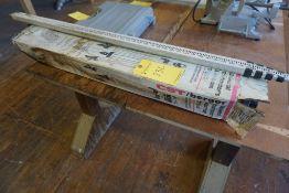 Universal Contractors Aluminum Tripod|Lot Tag: 732
