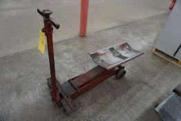 Doff Cart|Lot Tag: 560