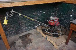 Stow Gas Powered Roto Trowel|Briggs & Stratton Engine|Lot Tag: 1042