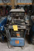 Miller CP-300 Constant Voltage DC Welder with Wire Feeder|Miller S-52E Wire Feeder