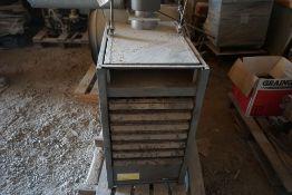 Dayton Aerothermes Unit Heater|Mdoel No. 3E369D; 115V; 1PH; 4.3A