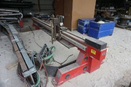 Koike Aronson Mastergraph Plasma Cutter|Includes:; Voyager Hypotherm Automation Monitor;