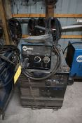 Miller CP-302 CV DC Welder with Wire Feeder|Miller 22A 24V Wire Feeder