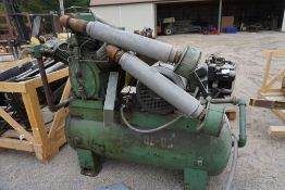 Ingersoll Rand Type 30 (2) Stage Industrial Air Compressor|Model No. 20T2A