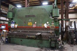 Cincinnati H Series Hydraulic Press Brake w/Autobend 7 Interface|Serial No. 40740; 300 Ton x 12';