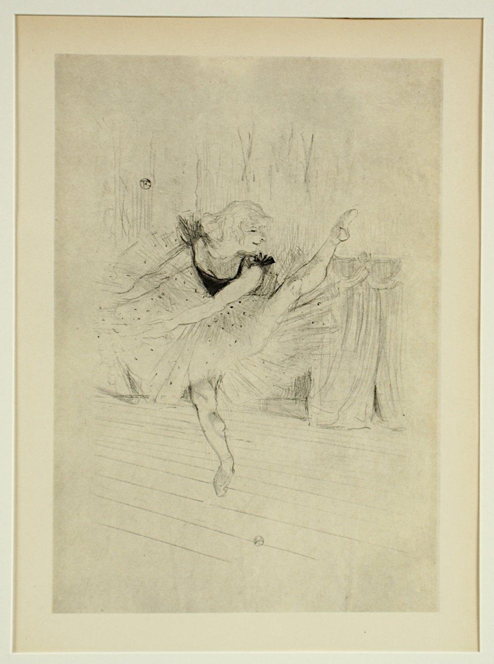 TOULOUSE LAUTREC, Henri de,