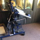 Rifton Pacer walker for child with disabilities