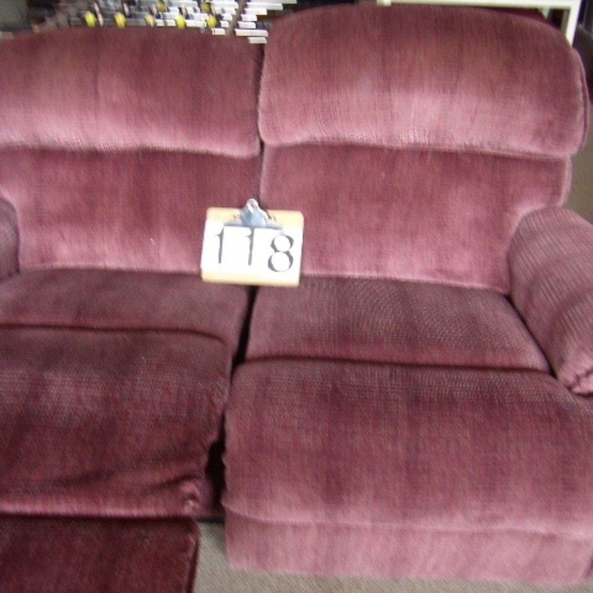 Love Seat - recliner